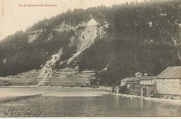 Lac De Sylans Et Les Glacières - France