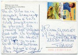 Cabo Verde - Postcard - Carte Postale - Cape Verde