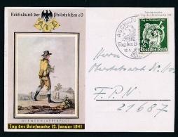 D.-Reich  Stempel Beleg  (oo1950  ) Siehe Scan - Briefe U. Dokumente