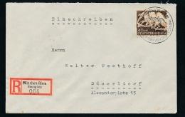 D.-Reich  Stempel Beleg  (oo1954  ) Siehe Scan - Germany