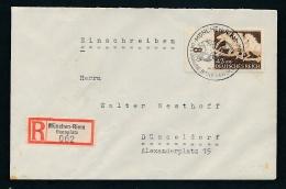 D.-Reich  Stempel Beleg  (oo1956  ) Siehe Scan - Germany