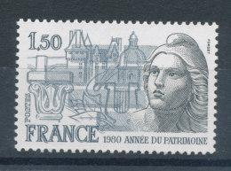 2092** Année Du Patrimoine - France