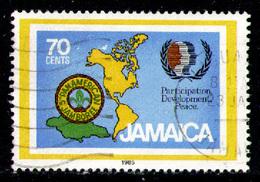 JAMAICA 1985 - From Set Used - Jamaica (1962-...)