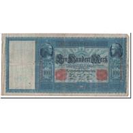 Billet, Allemagne, 100 Mark, 1910, 1910-04-21, KM:42, TB - [ 2] 1871-1918 : German Empire