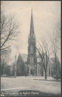Jarvis St Baptist Church, Toronto, Ontario, C.1905-10 - Illustrated Post Card Co Postcard - Toronto