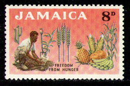 JAMAICA 1963 - From Set MLH* - Jamaica (1962-...)