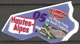 Le Gaulois – Département – 5 – Hautes Alpes - Advertising