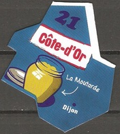 Le Gaulois – Département – 21 – Côte D'Or - Advertising