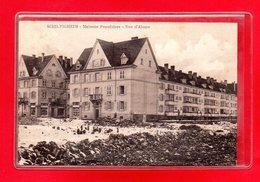 67-CPA SCHILTIGHEIM - MAISONS POPULAIRES - RUE D'ALSACE - Schiltigheim