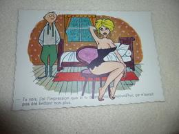BELLE  ILLUSTRATION ...PAS BRILLANT....SIGNE G. PICHARD - Künstlerkarten