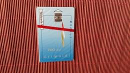 Phonecard Monaco Mint,Neuve) With Blister Rare - Monaco