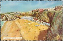 Tolcarne Beach, Newquay, Cornwall, C.1960 - Postcard - Newquay