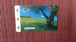 Phonecard Letland  Used - Latvia