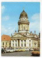 Allemagne--BERLIN --Temple Calviniste  Français (petite Animation--voitures ) - Allemagne