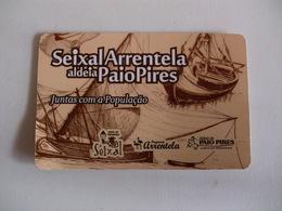 União De Freguesias Do Seixal Arrentela E Aldeia Paio Pires Portugal Portuguese Pocket Calendar 2018 - Calendars