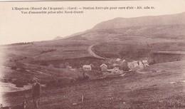 30/ L ESPERON / STATION ESTIVALE POUR CURE D AIR / VUE DENSEMBLE / NORD OUEST - France