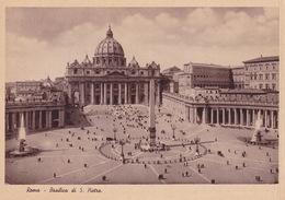CPSM - ROME - Basilica Di S. Pietro - GF.1936.12 - San Pietro