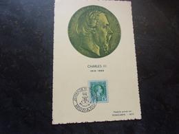 MONACO (1948) Journée Du Timbre - Monaco