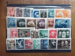 POLONIA - Lotticino Nuovi ** + Spese Postali - 1919-1939 Republic