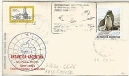 ARGENTINA ANTARTIDA ANTARCTIC BASE AEREA COMODORO MARAMBIO HERCULES POLO SUR - Other Means Of Transport
