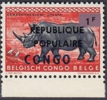 Belgian Congo - Katanga - Local Overprint - Stanleyville - 537 - Not In COB - MNH (See Picture) - Katanga