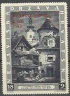 HR 1943-117 CROFILA, CROATIA HRVATSKA, 1 X 1v, M No Gum - Kroatien