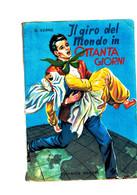 Verne Il Giro Del Mondo In Ottanta Giorno Boschi Editore - Books, Magazines, Comics