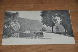 984- La Meuse A Freyr............ - Non Classés