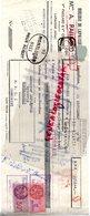 03- LAPALISE - TRAITE HUILERIE DE LAPALISSE- VVE PAILLARD - VVE CHERVIER- 1950 - Food