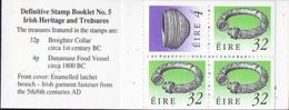 PIA - IRL - 1990 - Patrimonio E Tesori Irlandesi - Libretto  - (Yv C 728a) - 1949-... Repubblica D'Irlanda