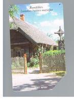 LITUANIA (LITHUANIA) -  1996 RUMSISKES: FOLKLORE MUSEUM   - USED - RIF. 10652 - Lituania