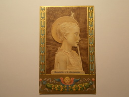 Carte Postale - E.SBORGI - Firenze Donatello S.Giovannino (2223) - Santos
