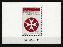 MALTA - Poste Magistrali Block Aus 1988 Postfrisch - Malta