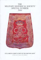 Booklet British Army Uniforms Full Dress Sabretaches Heavy Cavalry Royal Artillery 19th/20th Century - Uniforms