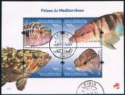 Portugal - Poissons De La Méditerrannée F 4131 (année 2016) Oblit. - 1910-... République