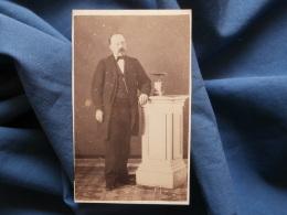 Photo CDV Pilotelle à Poitiers - Second Empire Homme En Pied, Vers 1860-65 L375 - Alte (vor 1900)