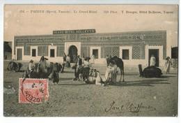 20417  CPA  TOZEUR  ; Le Grand Hôtel , 1914 ,   ACHAT DIRECT  !! - Tunisie