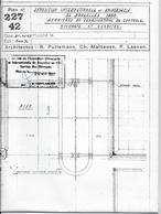000722-19105-V.P.P.P.T.P.Expo 58 - Opere Pubbliche