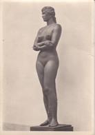 AK Ernst Reiß-Schmidt - Olympia - Haus Der Deutschen Kunst, München (34091) - Sculptures