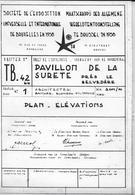 000724-19105-V.P.P.P.T.P.Expo 58 - Opere Pubbliche