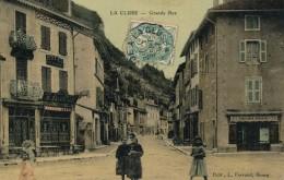 H110 - 01 - LA CLUSE - Ain - Grande Rue - Francia