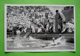 Image 120 X 80 - JEUX OLYMPIQUES 1932 - NATATION - 100m Nage - MIYAZAKI ( JAPON)  Voir Détails Au Verso - Natation