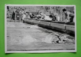 Image 120 X 80 - JEUX OLYMPIQUES 1932 - NATATION - 400m  -   Voir Détails Au Verso - Natation