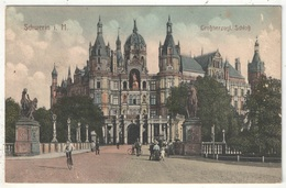 SCHWERIN I. M. - Grossherzogl. Schloss - Schwerin