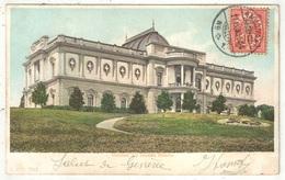 GENÈVE - Le Musée Ariana - CPN 703 - 1905 - GE Genève