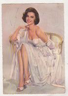 Germany Old Circulated Postcard - Movie Stars - Nathalie Wood - Acteurs