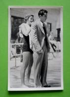 Image 120 X 80 - JEUX OLYMPIQUES 1932 - NATATION -JOSEPHINE MC KIM Signe Des Autographes  -   Voir Détails Au Verso - Swimming
