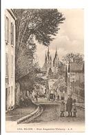 41 - BLOIS - Rue Augustin Thierry. - Blois