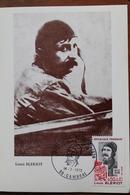 LOUIS   BLERIOT   CARTE  MAXI - 1970-79