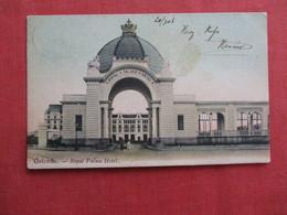 Belgium > West Flanders > Oostende Royal Palace Hotel   Has Stamp & Cancel    Ref 2919 - Oostende